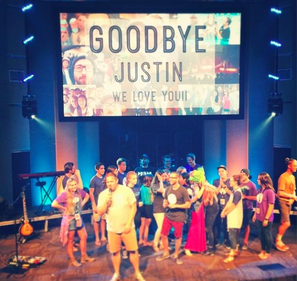 goodbye justin