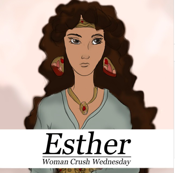 woman_vrush_wednedsay_bible_easter