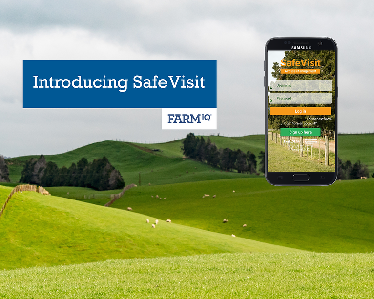 New SafeVisit app improves visitor safety