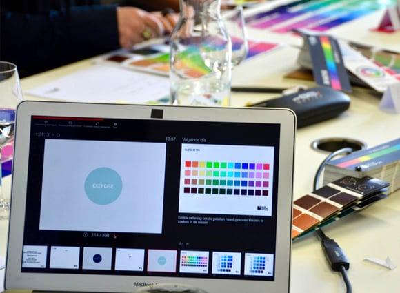 Color Navigator workshop