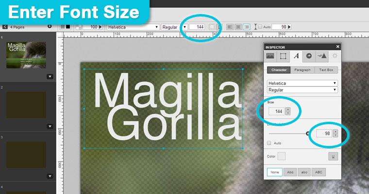 Set-Font-Size