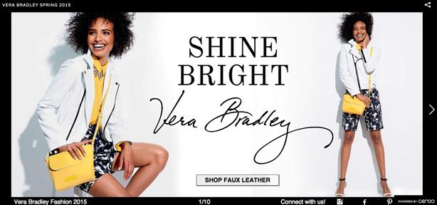 Vera Bradley Interactive Content