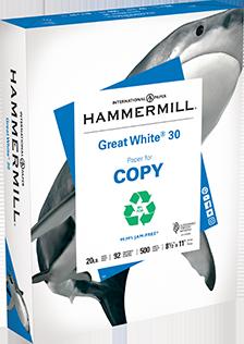 Hammermill Great White® 30