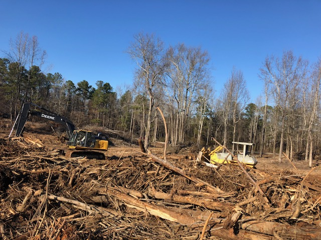 3 Uses for Land Clearing Debris
