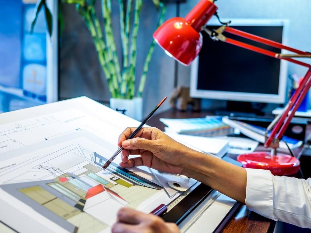 Mercado em expansão para Design de Interiores
