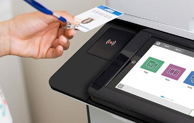 Secure printing authentication protects sensitive data and company ...