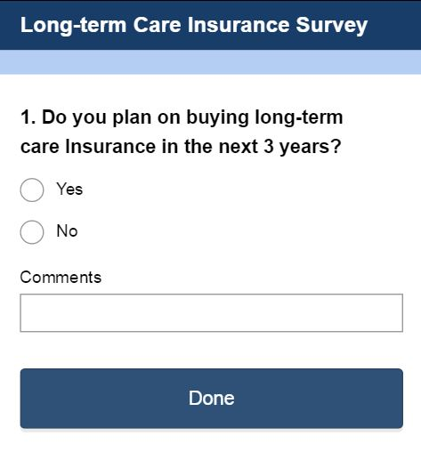 a study on care one and its long term care Long-term care insurance when planning for retirementpeace of mind i hope you'll take a few moments to review this study in its entirety as we share with you the insight and perspective that we've gained.