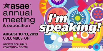 Everything You Need to Know for ASAE 2019