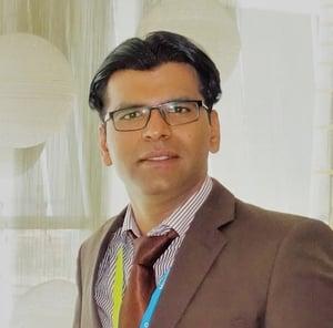 Dr Saim Memon, Senior Lecturer in Electrical Engineering