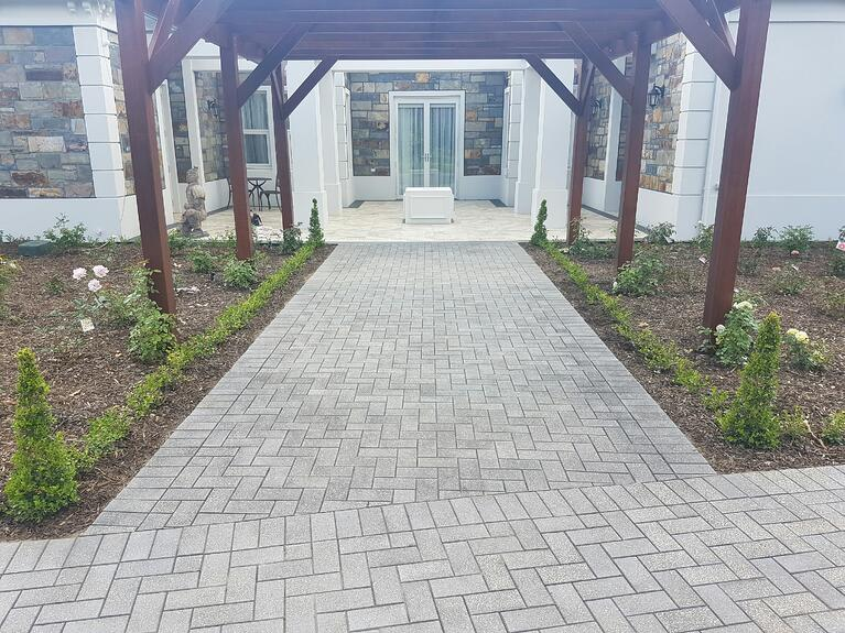 The Beauty of Sustainable Pavers
