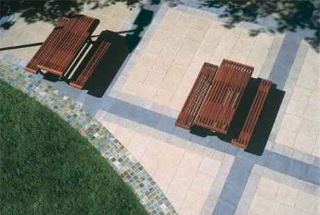 Luxurious Large Format Pavers