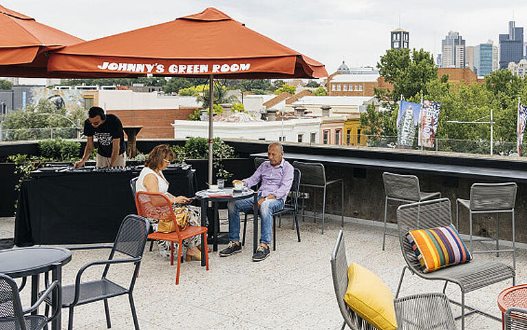 Project Showcase: King & Godfree Rooftop Bar