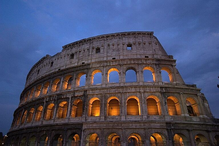What do the Colosseum, Basilica du Sacré-Cœur and the Getty Centre all have in common?
