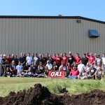 Groundbreaking at QA1, Lakeville, MN with APPRO and CERRON