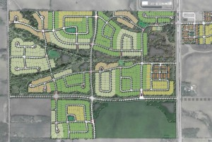 Lakeville MN Housing Development Planned at Cedar and Dodd