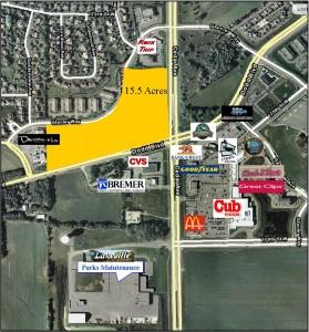 Cedar & Dodd - area commerce