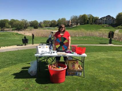 Allie - Lakeville Golf 2018