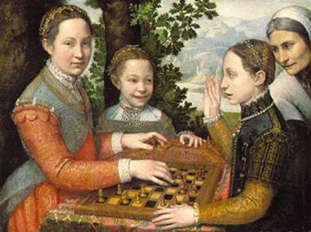 female-painters-Anguissola