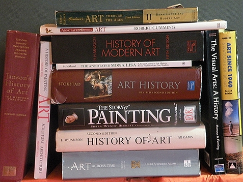 art history books