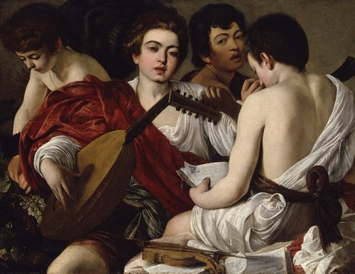 art paintings Caravaggio