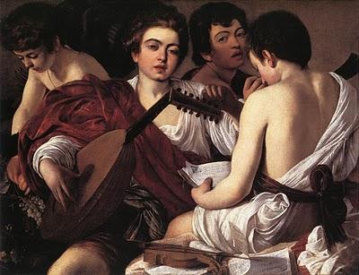 Renaissance Musicians Paintings Musicians Paintings