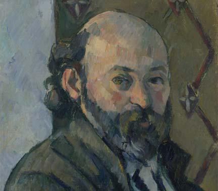 Cezanne-self-portrait
