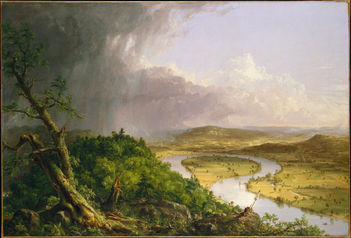 art paintings Thomas Cole