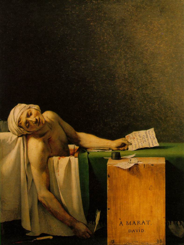 david death of marat resized 600