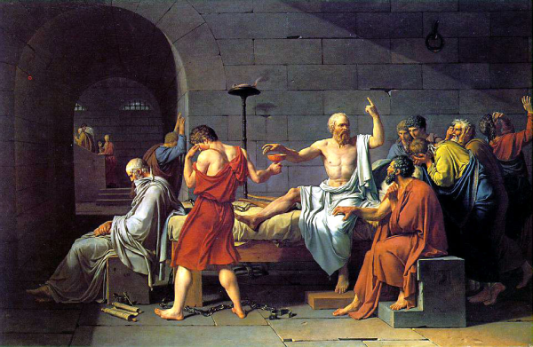 david death of socrates resized 600