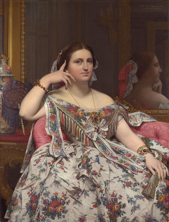 ingres portrait madame ines moitessier resized 600