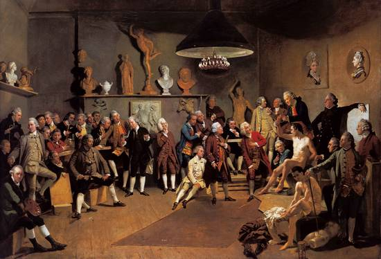 johann zoffany academicians royal academy resized 600