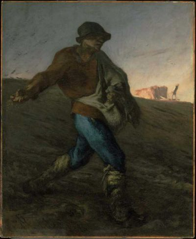 millais sower