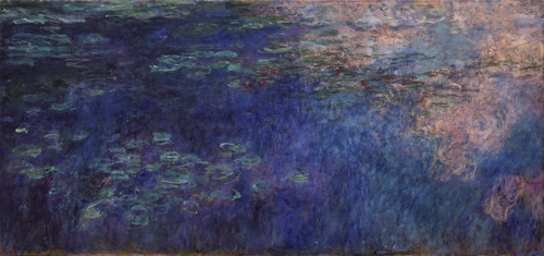 famous paintings water lilies