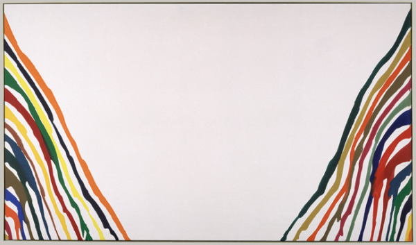 Art paintings Morris Louis