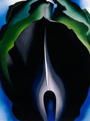 o'keeffe paintings