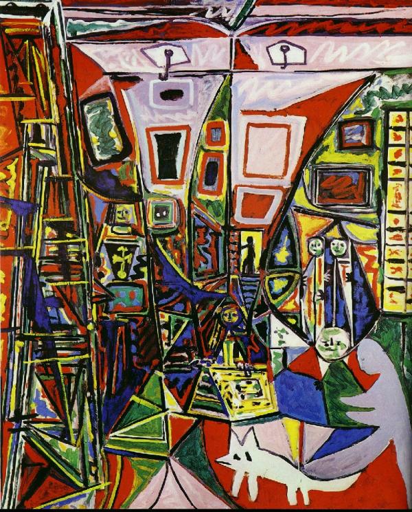 Picasso Paintings: Las Meninas