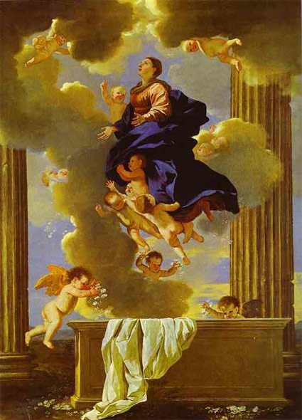poussin assumption of virgin resized 600