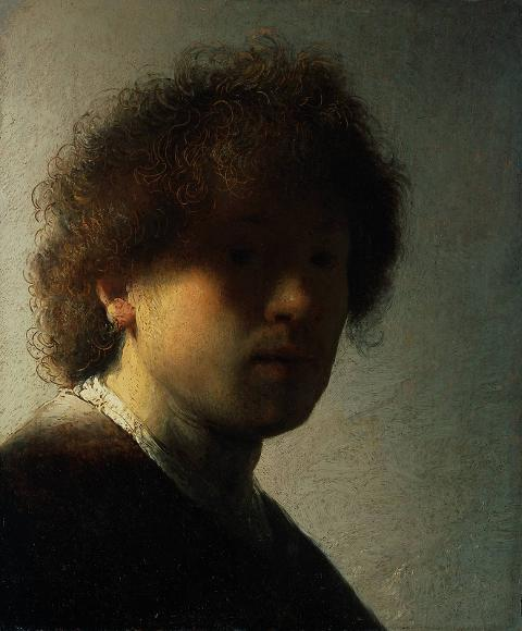 rembrandt self portrait 1628 resized 600