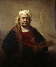 rembrandt self portrait 1665 resized 600