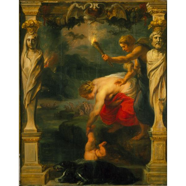 rubens achilles dipped river styx resized 600