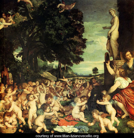 titian worship of venus