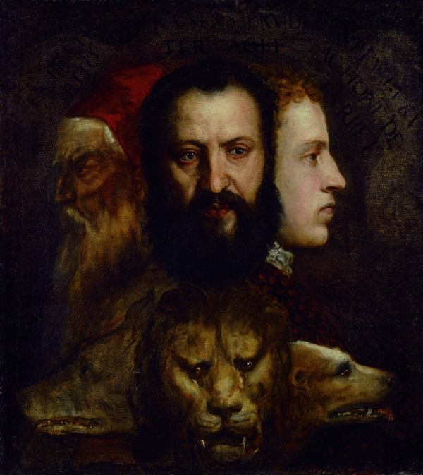 titian allegory of prudence resized 600