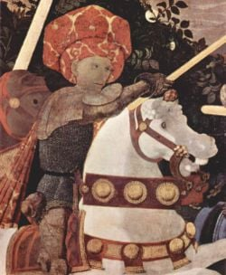 detail battle of romano