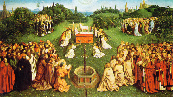Lamb of God Ghent Altarpiece