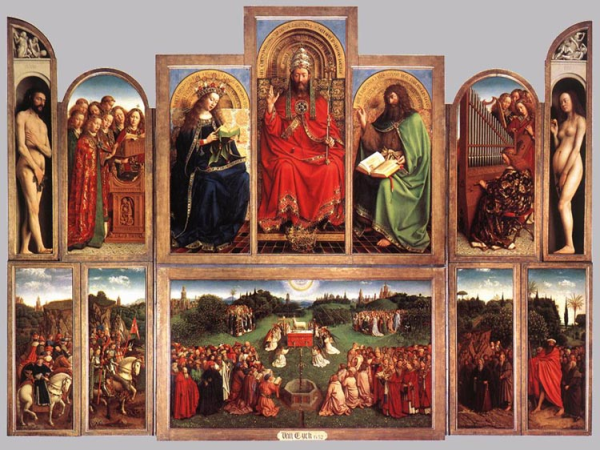 van eyck ghent altarpiece open resized 600