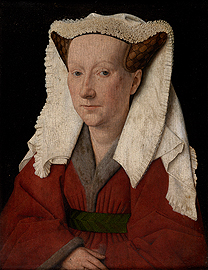 van eyck margaret the wife