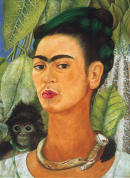 female painters kahlo