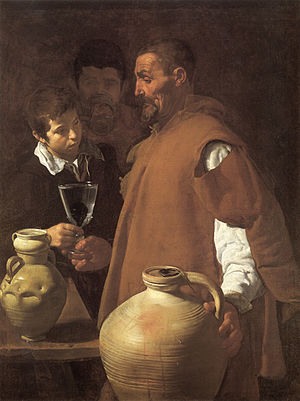 Diego Velazquez Waterseller of Seville resized 600