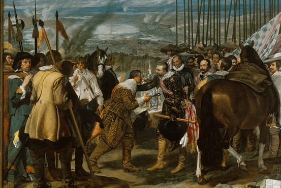 diego velazquez surrender at breda resized 600