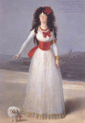 goya-paintings-white-duchess